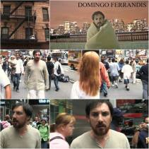 To make the film The Golden gag in New York. Where Domingo Ferrandis acts the main character