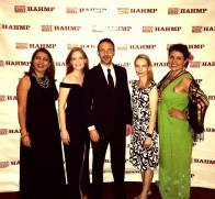 Isabel Ordonez, Lisa Falkenberg, Domingo Ferrandis, kerstin Blankenburg y Sandra Tapia