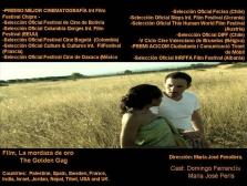 FILM LA MORDAZA DE ORO