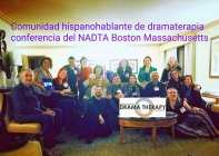 DRAMATERAPIA BOSTON DOMINGO FERRANDIS