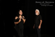MANOS DE MARIPOSA DOMINGO FERRANDIS 88