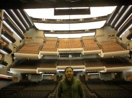 Domingo Ferrandis y Alejandro Stadler. Teatro la Bastilla París