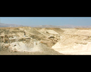 DOMINGO FERRANDIS. QUMRAN JUDEA. FILM THE GOLDEN GAG